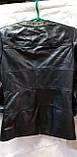 Женская весенняя кожаная куртка, фото 3