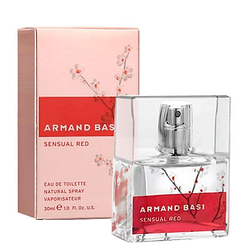 Оригинальный женский аромат Armand Basi Sensual Red