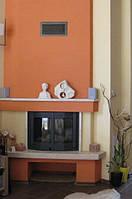 Камины Львов,   камин,  купить камины Tarnava Professional (дверца Cover) 18 кВт