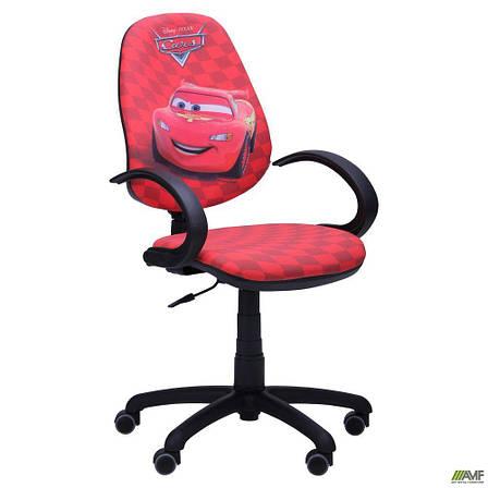 Кресло Поло 50/АМФ-5 Дизайн Дисней Тачки Молния Маккуин, фото 2