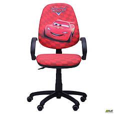 Кресло Поло 50/АМФ-5 Дизайн Дисней Тачки Молния Маккуин, фото 3