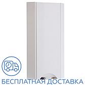Шкаф навесной для ванной комнаты Альвеус 30-01 Правый врезная ручка ПИК