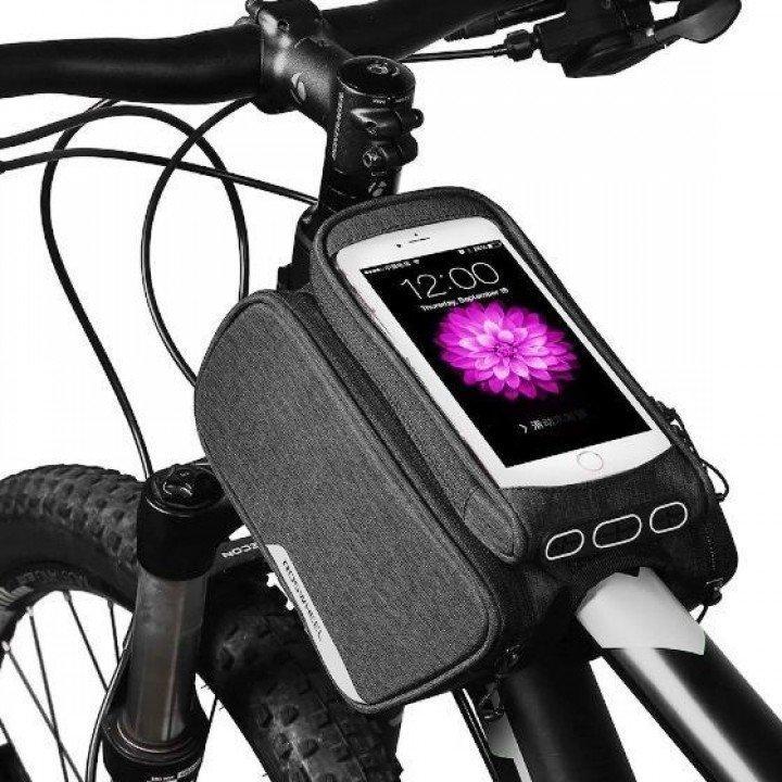 Сумка на раму під смартфон Sahoo Roswheel Essential 121462