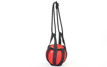 Сумка тренировочная для медболов Zelart Tornado Ball Bag (FI-5744)