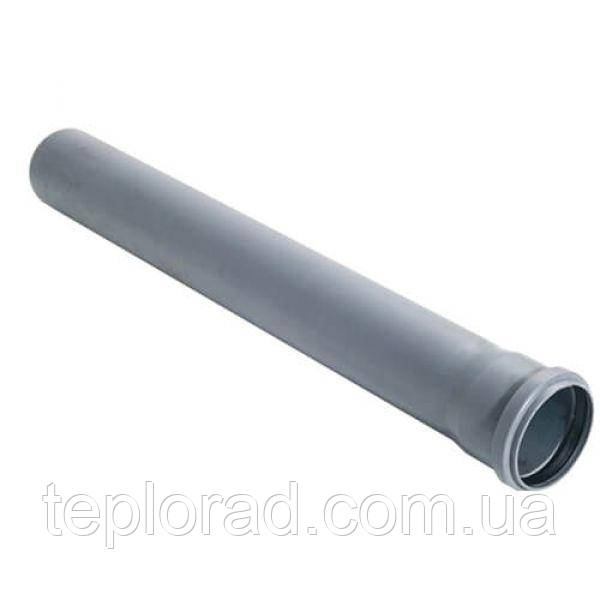 Труба для внутренней канализации Ду Ostendorf 40x750 мм