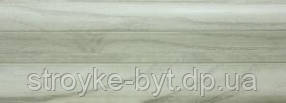 """Плінтус з м'яким краєм Comfort 54мм """"В'яз срібний"""""""