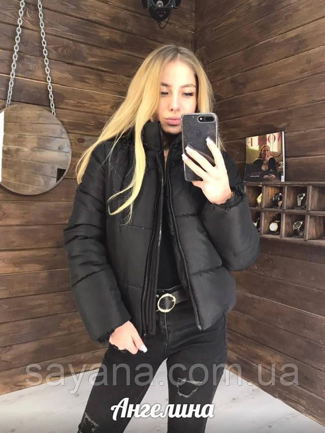 демисезонная женская куртка опт