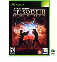 Star Wars Episode 3 Revenge of the Sith (PAL) Xbox Original Оригинал Б/У