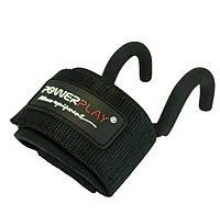 Крюки для тяги PowerPlay черные