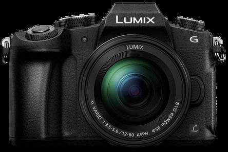 Фотоапарат Panasonic Lumix DMC-G80 kit (12-60mm) Black, фото 2