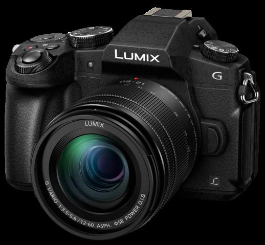 Фотоапарат Panasonic Lumix DMC-G80 kit (12-60mm) Black