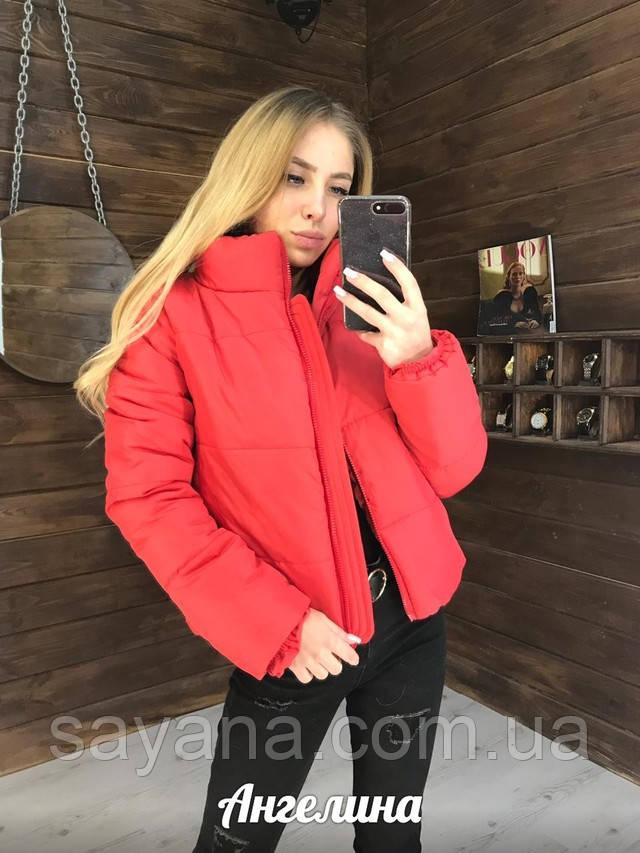 женская зимняя куртка опт