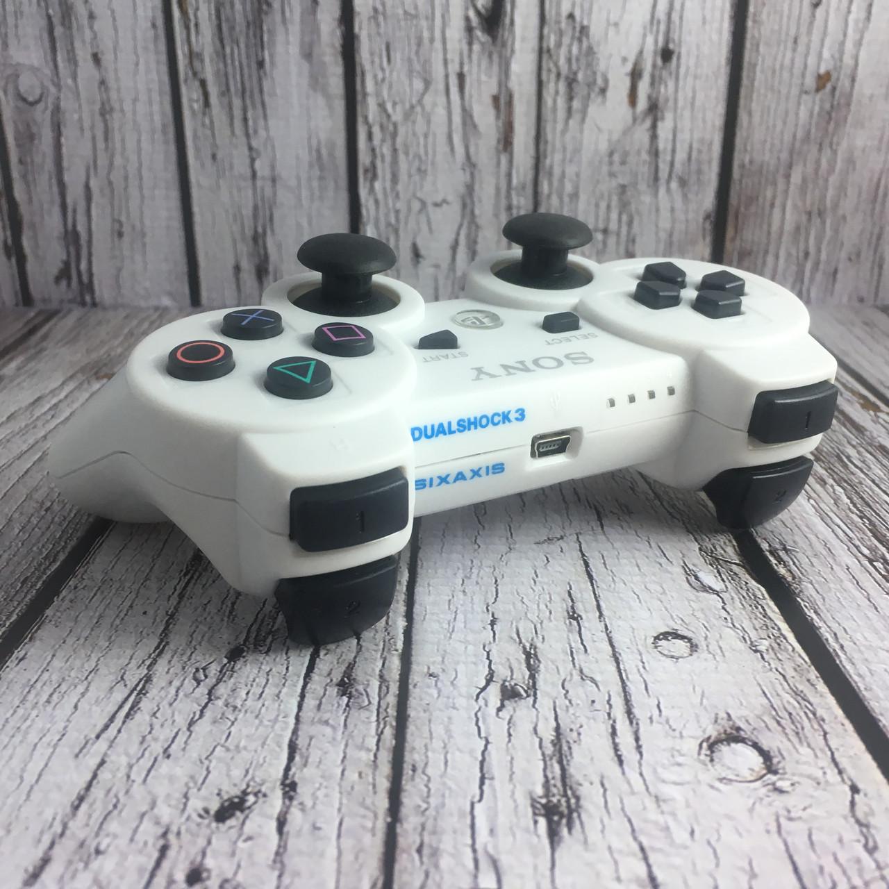 Игровой геймпад джойстик Sony Playstation PS 3 Bluetooth