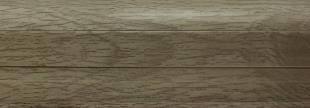 "Плинтус с мягким краем Comfort 54мм ""Дуб тобакко"" , фото 2"
