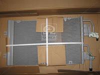 Радиатор кондиционера OPEL ASTRA H (04-) (пр-во Nissens), (арт. 940052), AGHZX