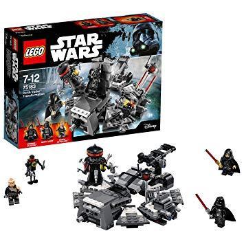 Lego Star Wars 75183 Перетворення в Дарта Вейдера (Конструктор Лего Старварс Превращение в Дарта Вейдера)
