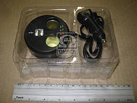 Разветвитель в прикур. на два гнезда+2 USB, 1А/2А, c индикат. напряж. (в подстаканник) (пр-во Китай), (арт. 23002250), AAHZX