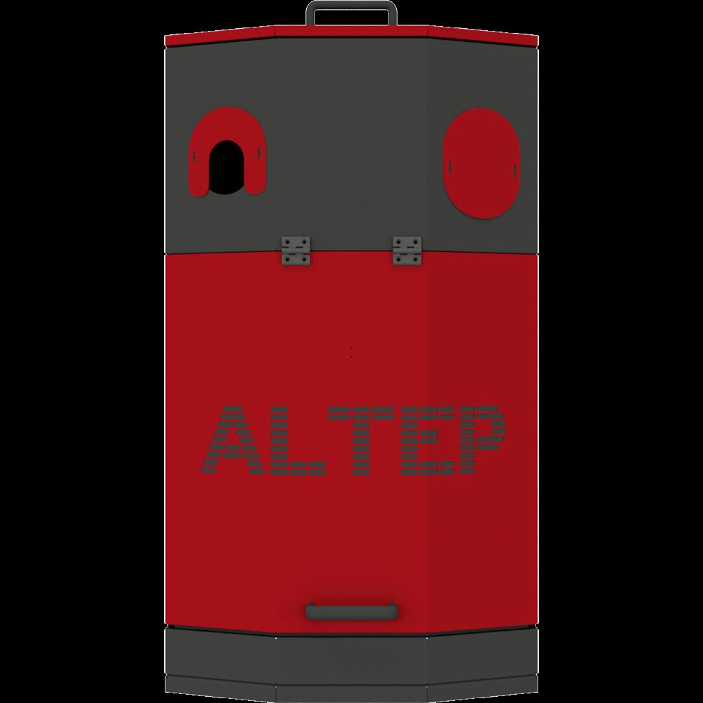 Бункер для пеллет модель 2017 года 700 л