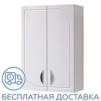 Шкаф навесной для ванной комнаты Баттерфляй 60-02 декор ПИК