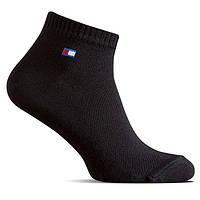 Шкарпетки чоловічі спортивні Лео Томмі сітка Чорний