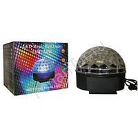 Светодиодный диско шар LED Magic Ball MP2