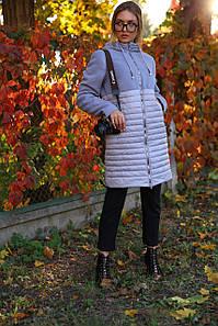 Женская демисезонная молодежная  курточка Агния
