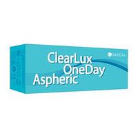 Однодневные контактные линзы CLEARLUX ONE DAY ASPHERIC
