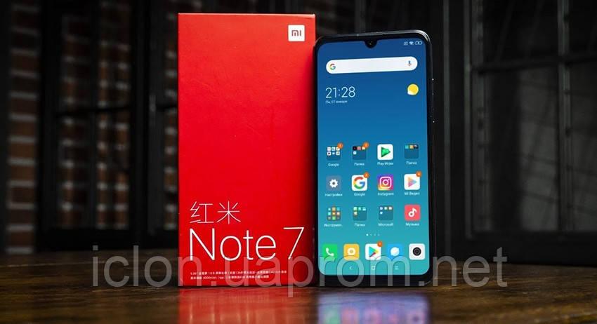 "Оригинал Xiaomi Redmi Note 7 (Xiaomi Redmi Note 7 Pro) 6.3"" 3/4Gb RAM+32/64Gb ROM*4000 mAh"