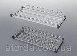 Сушка для посуды хром Variant 3 (с рамой) Rejs L-