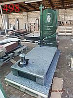 Памятник из покостовского гранита и базальта