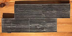 """Резиновый штамп """"Доска"""" для настенной и напольной печати по бетону и штукатурке 570*240 мм"""
