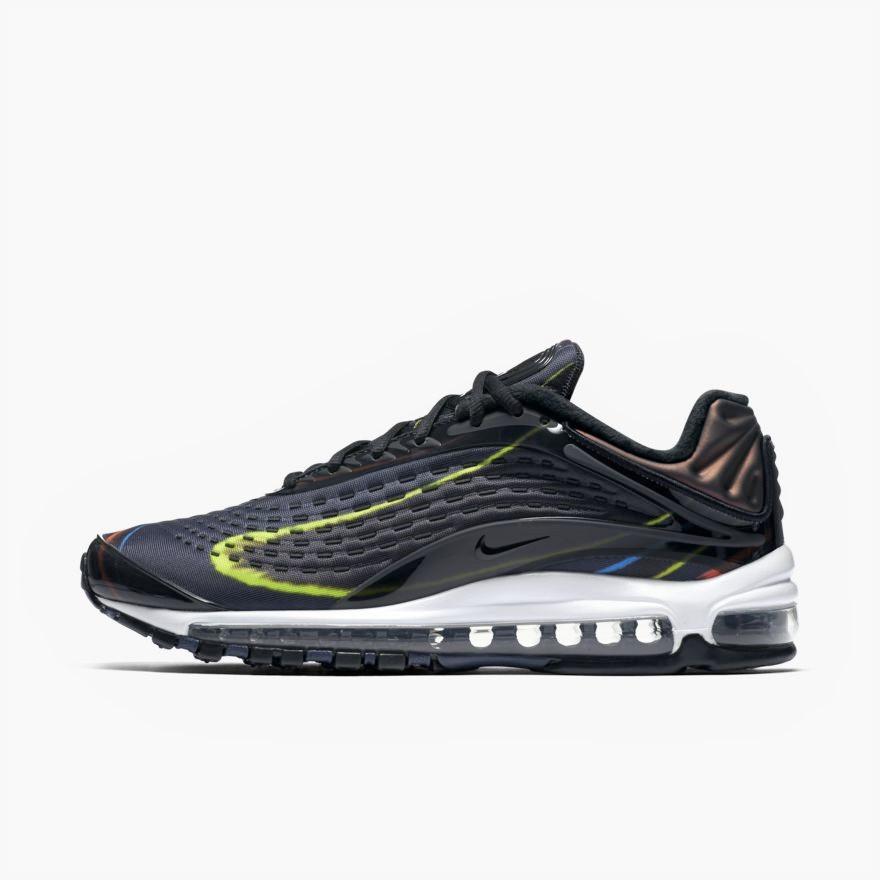"Кроссовки Nike Air Max 99 Deluxe ""Черные"""