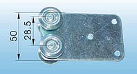 Ролики для сдвижных штор и сдвижных крыш