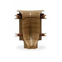 Угол внутрений матовый Premium Decor 60мм