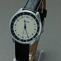 Ракета 24 часа механические часы СССР , фото 1