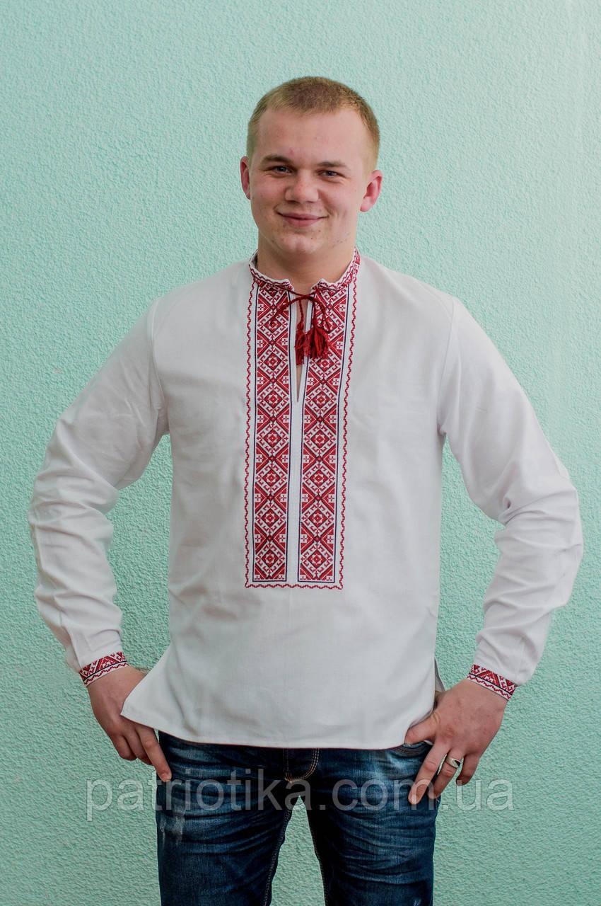 Вышитые мужские сорочки | Вишиті чоловічі сорочки