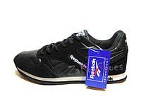 Мужские кроссовки Reebok Classic (Black)