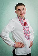 Мужская сорочка машинная вышивка | Чоловіча сорочка машинна вишивка