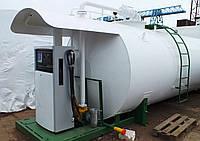 Автозаправочный блок-пункт АБП контейнерная АЗС на 8000 л