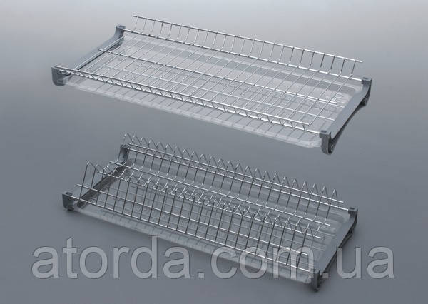 Сушка для посуды хром Standard 3  (без рамы) Rejs L-