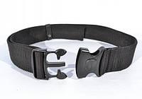Ремень розгрузочный 5см*110см цвет черный, фото 1