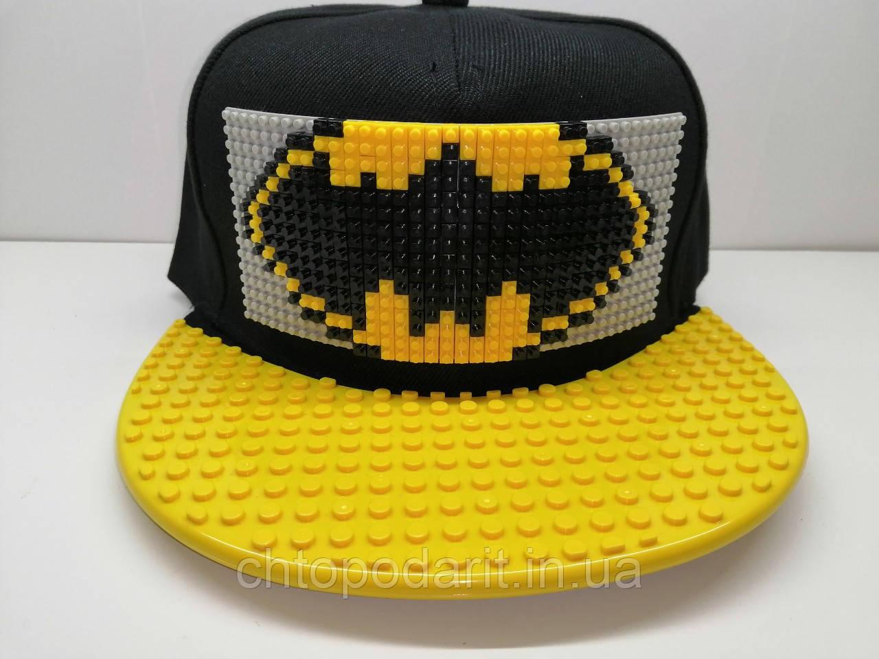 """Бейсболка Legoboom """"Бетмен"""""""
