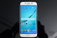 Бронированная защитная пленка на экран для Samsung Galaxy S6 Edge