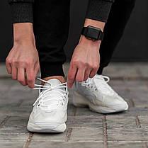 Мужские кроссовки Nike zoom 2k White топ-реплика, фото 2