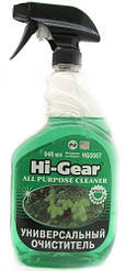 Hi-Gear Універсальний очищувач з запахом хвої, спрей 946 мл