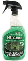 Hi-Gear Универсальный очиститель с запахом хвои, спрей  946 мл