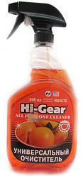 Hi-Gear Універсальний очищувач з запахом апельсину, спрей 946мл