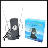 Антенна комнатная SL878 (UHF/VHF/FM диапазон, с усилителем продам постоянно оптом и в розницу,доставка из Харь, фото 3