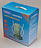 Антенна комнатная SL878 (UHF/VHF/FM диапазон, с усилителем продам постоянно оптом и в розницу,доставка из Харь, фото 2
