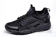 Мужские кроссовки в стиле Nike Air Huarache Run Ultra 2019, Black, фото 2